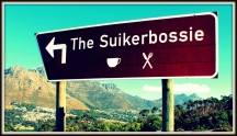 Suikerbossie Sign